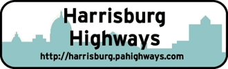 Harrisburg Highways logo